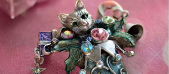 10 Cat Jewelry Christmas Gifts — and a Super Duper Rebate!