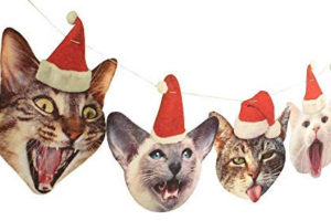 Cute OOAK Christmas Cat Gifts That Won't Break the Bank!