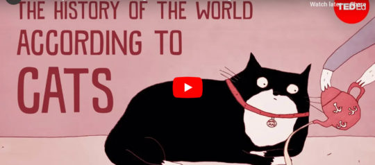 The History of the World According to Cats
