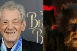 Ian McKellen Converted to Catman