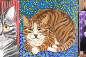 Cat Art You Can't Live Without