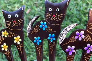 10 Cat Hair Forks for the Best Messy Buns Ever!!!