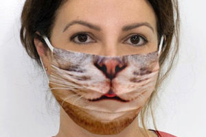 Cover Your Face with Cats!